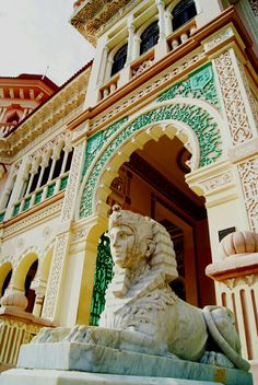 Palacio del Valle Cienfuegos                              …