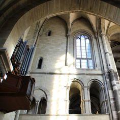 """""""#orgel #lichtundschatten im #dom von #Magdeburg"""""""