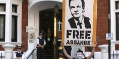 WikiLeaks : la Suède invitée à entendre Assange à l'ambassade équatorienne de Londres