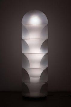 Medusa Floor Lamp by Carlo Nason for Mazzega at 1stdibs