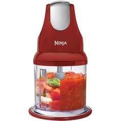 """This little baby ROCKS for all my smoothies (including up to 5 ice cubes!), chopping cauliflower heads into """"rice"""", chopping nuts (not quite strong enough to make blanched almond butter tho) you name it! Lasted 4 yrs now & still going...And you don't need $400 for it!!!"""