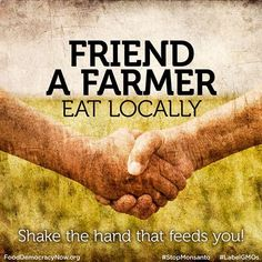 www.fooddemocracynow.org #food #organicfood #organic #nonGMO #local