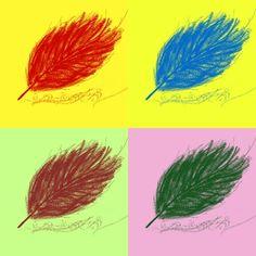 #plume #andywarhol #graph