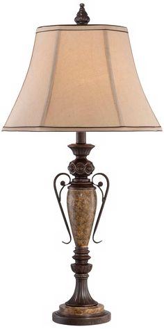 Kathy Ireland London Town Table Lamp