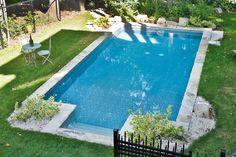 1000 images about piscines creus es on pinterest for Piscine trevi