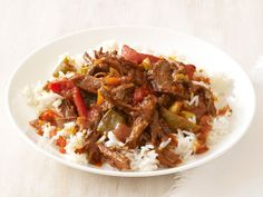 Slow-Cooker Ropa Vieja recipe from Food Network Kitchen via Food Network