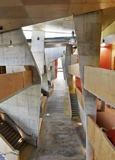 school-of-architecture-bond-university-australia-crab-studio-peter-cook-gavin-robotham