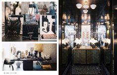 Jewelry Display Design | Kelly Wearstler Flagship Store