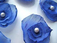 Wedding Blue Table Decoration x 10 Denim Corn by ABespokeTouch Cornflower Wedding, Blue Wedding, Dream Wedding, Wedding Pins, Wedding Events, Wedding Ideas, Wedding Tables, Wedding Stuff, Weddings