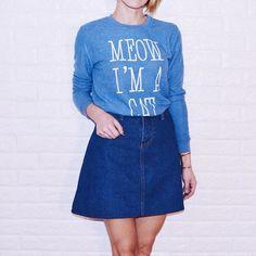 По всем вопросам обращаться вк http://ift.tt/1DokiI4 или в Директ  #вналичии #наличии #пуловер #одежда #свитшот #иваново #юбка.  Свитшот  цена 1090 ру юбка 920 ру