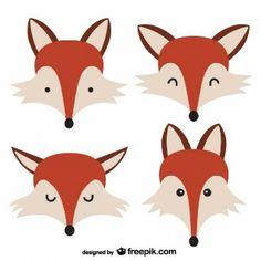 fox-faces_23-2147503143.jpg (318×318)