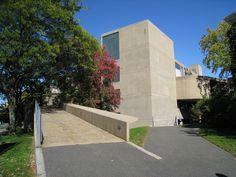 Gallery of AD Classics: Carpenter Center for the Visual Arts / Le Corbusier - 9