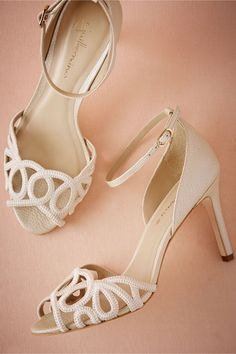 BHLDN Elin Heels in  Shoes & Accessories Shoes at BHLDN