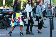 Street Style Paris Fashion Week | Galería de fotos 40 de 42 | VOGUE