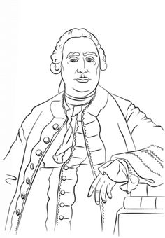 david hume coloring page