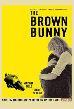 Watch The Brown Bunny full hd online Directed by Vincent Gallo. With Vincent Gallo, Chlo Sevigny, Cheryl Tiegs, Elizabeth Blake. Professional motorcycle racer Bud Clay heads from New Hampshir Drama Movies, Hd Movies, Film Movie, Movies To Watch, Movies Online, Vincent Gallo, New Hampshire, The Brown Bunny, Yellow