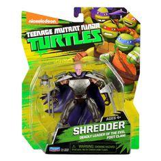 Shredder #2 Teenage Mutant Ninja Turtles Action Figure