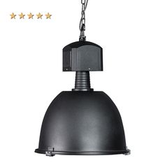 Industriële Hanglamp Sisco