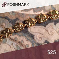 Lilly Pulitzer Elephant Bracelet A good luck bracelet. NWT Lilly Pulitzer Jewelry Bracelets
