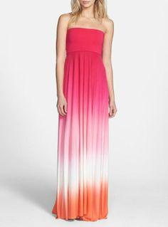 Beach vibe maxi dress