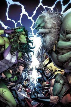 Team Jen vs Team Maestro(hulk)