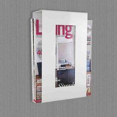 16 Best Wall Mounted Magazine Rack