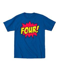Four shirt.