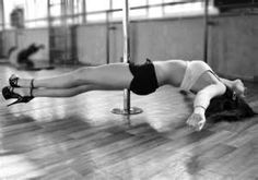pole dance motivation/pose