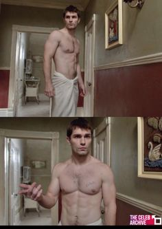 Sam Witwer goes shirtless in one of the recent episodes of his beloved Syfy series Being Human, which ended yesterday night.   More Pictures > http://www.thecelebarchive.net/ca/gallery.asp?folder=/sam%20witwer/&c=1