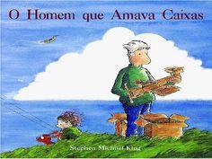Leiturinhas para criança!: O homem que amava caixas