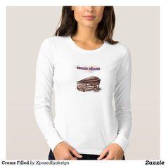 Creme Filled T Shirt