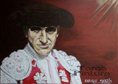 El Pasmo. Miradas de la Fiesta Óleo sobre lienzo 70x50 cm (450 €)