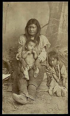 Ih Tedda, Geronimo's Mescalero wife