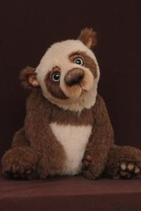Russell Bears at Silly Bears - Spring Collection 2012