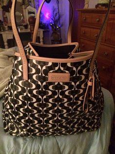 My new Coach Purse Fashion Handbags c0f867d178063