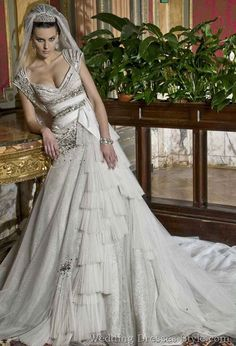 Abed Mahfouz Wedding Dress Collection | Abed Mahfouz | Wedding Dresses Style