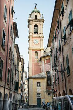 San Giacomo di Rupinaro, Chiavari, Liguria, Italy