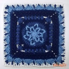 Block 20 is here, courtesy of Stitches N Scraps! This square pattern is impressive, gorgeous, and interesting to crochet! Get the scoop on Moogly! Moogly Crochet, Bag Crochet, Crochet World, Free Crochet, Afghan Crochet, Crochet Bear, Crochet Animals, Crochet Toys, Crochet Motif Patterns