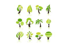 Tree icon by Vector on @creativemarket