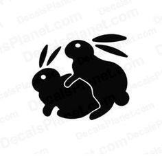 Humping rabbits. Leonardo found out some mathematical thing that involve rabbits breeding