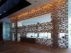 nice 160+ Wood Screen Facade Design Ideas