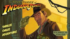 Famous archaeologist Dr. Indiana Jones is on a quest of a lifetime, but this time he is fully animated in this passion project by life long fan and artist Pa...