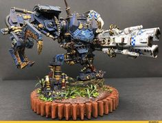 Warhammer 40000,warhammer40000, warhammer40k, warhammer 40k, ваха, сорокотысячник,фэндомы,Orks,Miniatures (Wh 40000),Wh conversion,mega dread