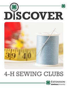 Start a club easy with the Discover curriculum! 4 H Club, Best Family Vacations, Clothing And Textile, Imaginative Play, Getting To Know You, Agriculture, Alaska, Curriculum, Utah
