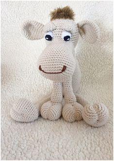Camel crochet pattern amigurumi pdf tutorail in por Alinies en Etsy