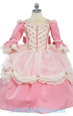Lady Victorian Princess Kid Costume  sc 1 st  Pinterest & 17 best Princess Party images on Pinterest | Princess costumes ...