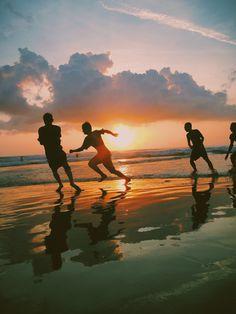 Seminyak Beach, Kuta, Indonesia