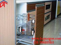 Phụ kiện tủ bếp, phụ kiện tủ bếp Xinh Phù hợp trong mọi căn bếp 08 39 4856563 | tủ bếp gia đình, tủ bếp hiện đại, tủ bếp cao cấp