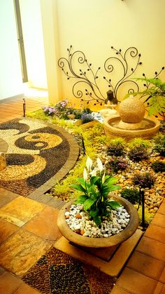 Landscaping, Table Decorations, Furniture, Home Decor, Decoration Home, Room Decor, Yard Landscaping, Home Furnishings, Landscape Architecture