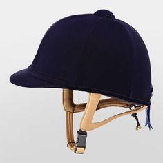 Caldene Prestige BSI Kitemarked Riding Hat / Helmet - Adults